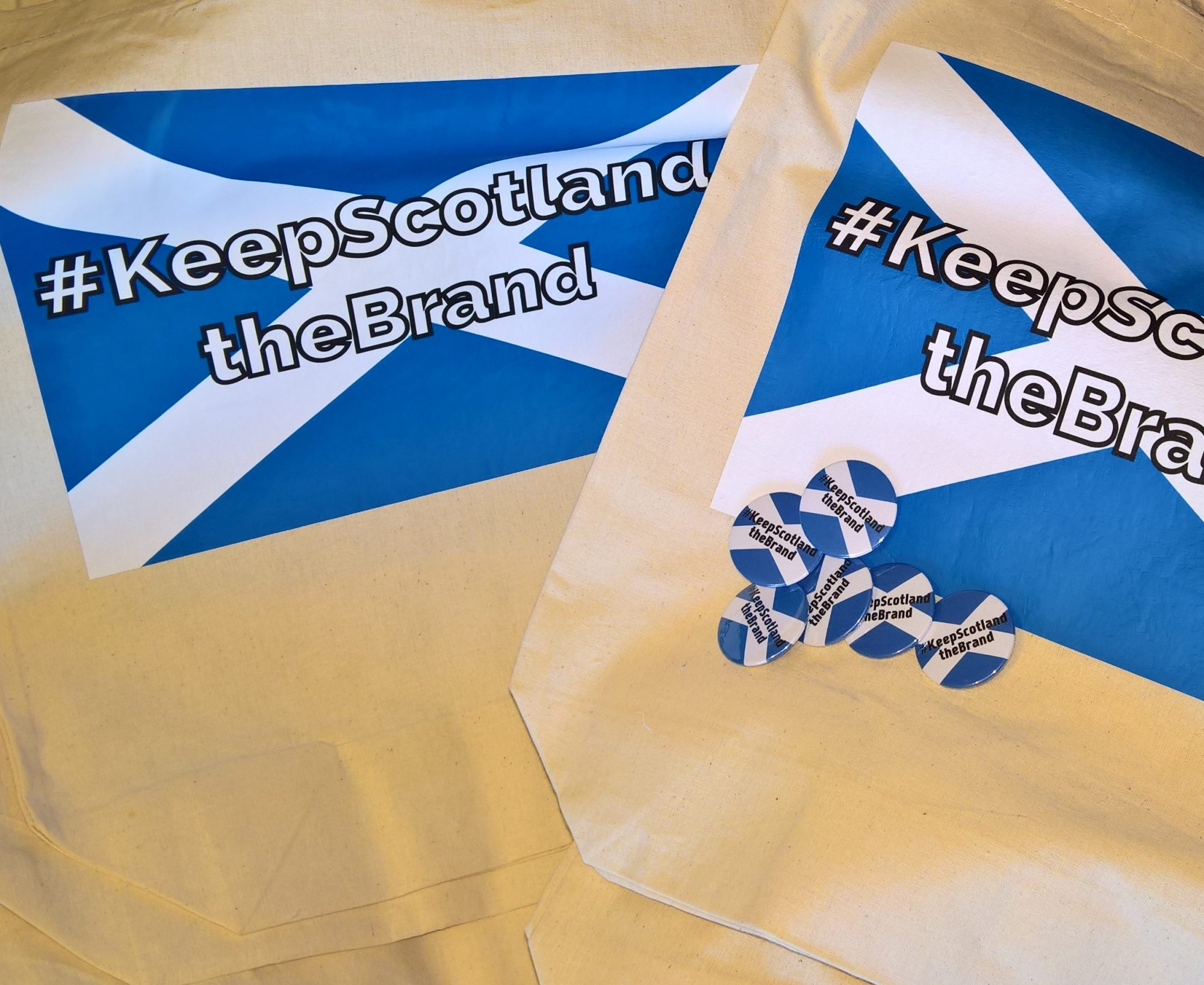 Keep Scotland The Brand